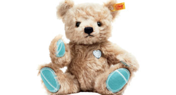RTT TEDDY BEAR - - Tiffany&Co - Courtesy of Grazia Lotti R.P.