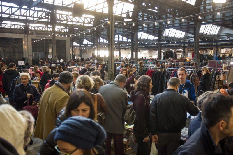 East Market Milano Novembre 2017: Il Celebre Mercatino Del Vintage Compie  Tre Anni