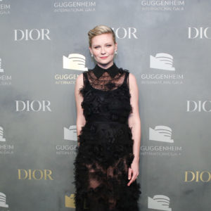 Kirsten Dunst - Ph: Courtesy of Dior Press Office