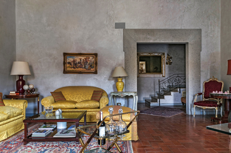 Appartamento Piazza Morgana, Roma - Courtesy of onefinestay Press Office
