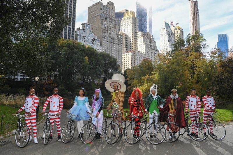 Raid del Cappellaio Matto a Manhattan -  Photo Courtesy of Pirelli Press Office