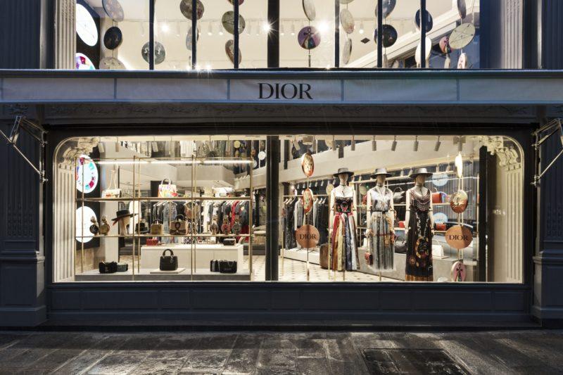 Dior, nuovo pop-up store a Parigi: la collezione Cruise 2018 sarà il ...