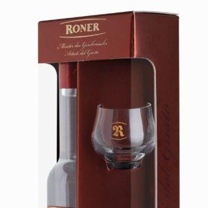 Distilleria Roner - Set Sinfonie con due bicchieri