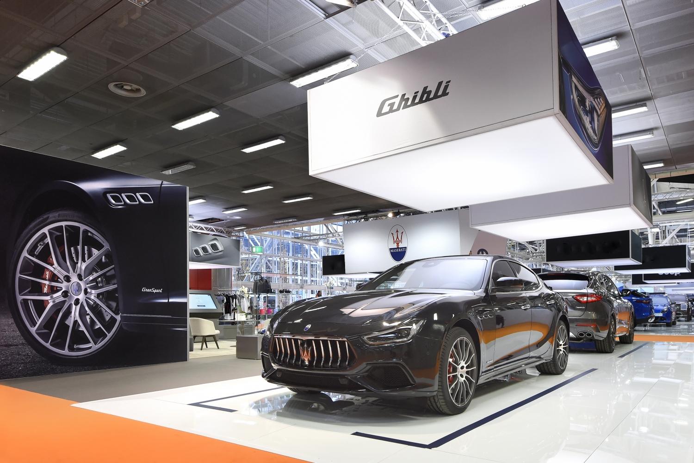Photo Credits: Courtesy of Press Office Maserati