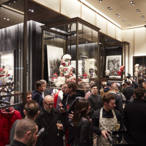 Nuova boutique Moncler a Firenze - Courtesy of Moncler Press Office
