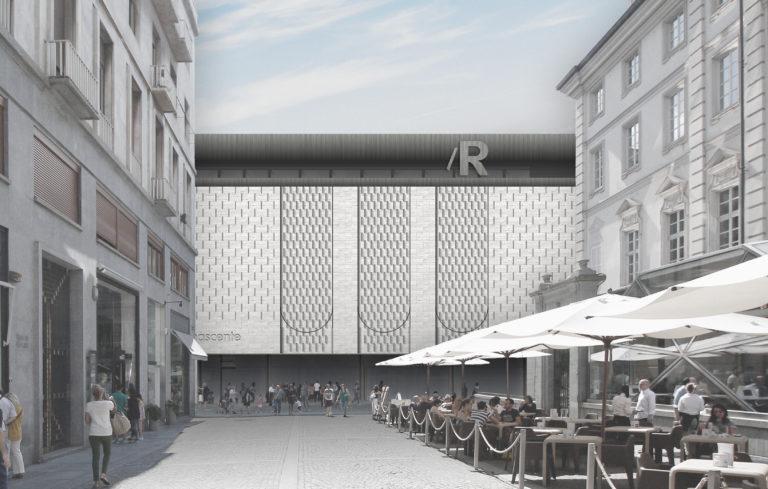Store La Rinascente a Torino ristrutturazione in corso ...