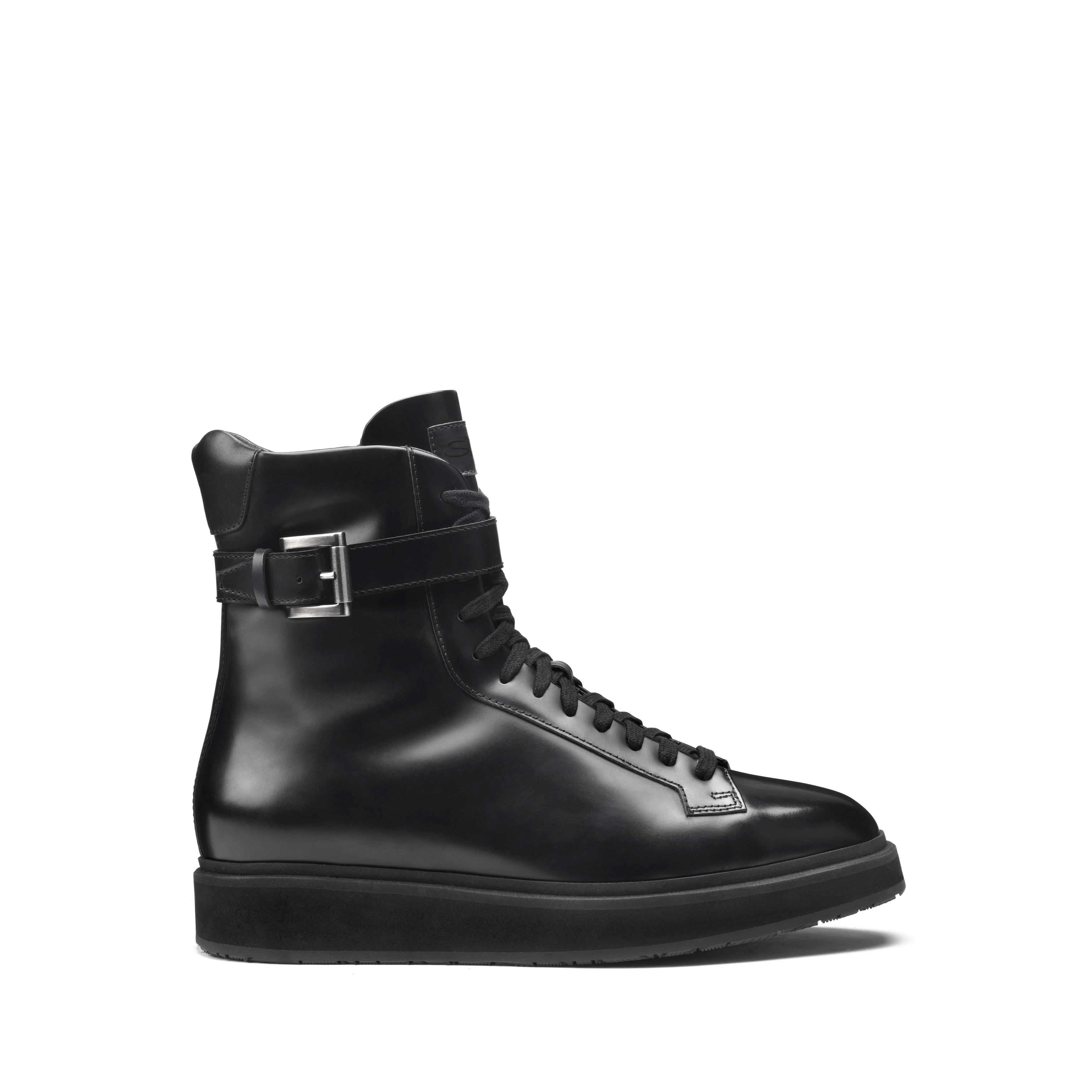 Scarpe autunno inverno 2018 2019 la collezione di santoni for Nuove collezioni scarpe autunno inverno