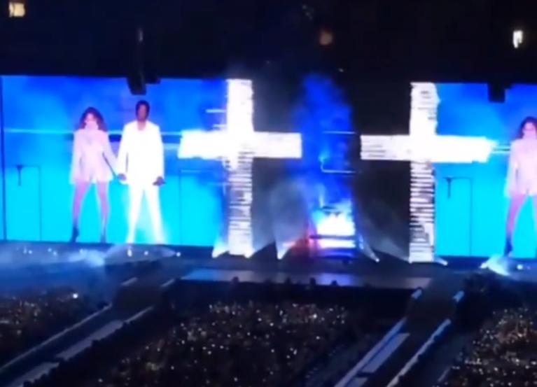 BeyoncéeJay-Z tour di lusso