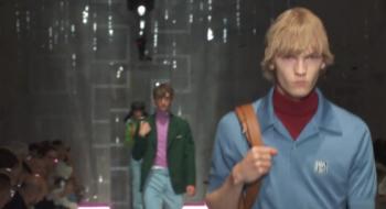 Screenshot da video Fashion Network