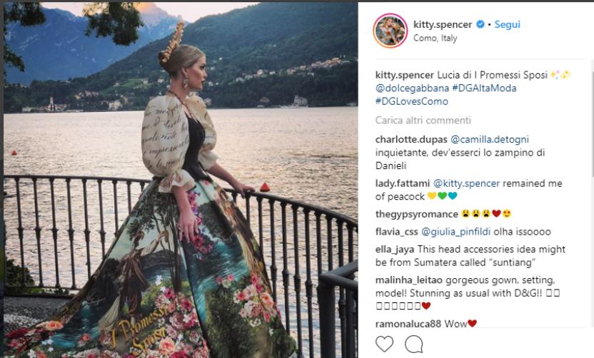 Dolce   Gabbana Como  festa vip a Villa Pliniana per chiudere in ... 9fed9a384c