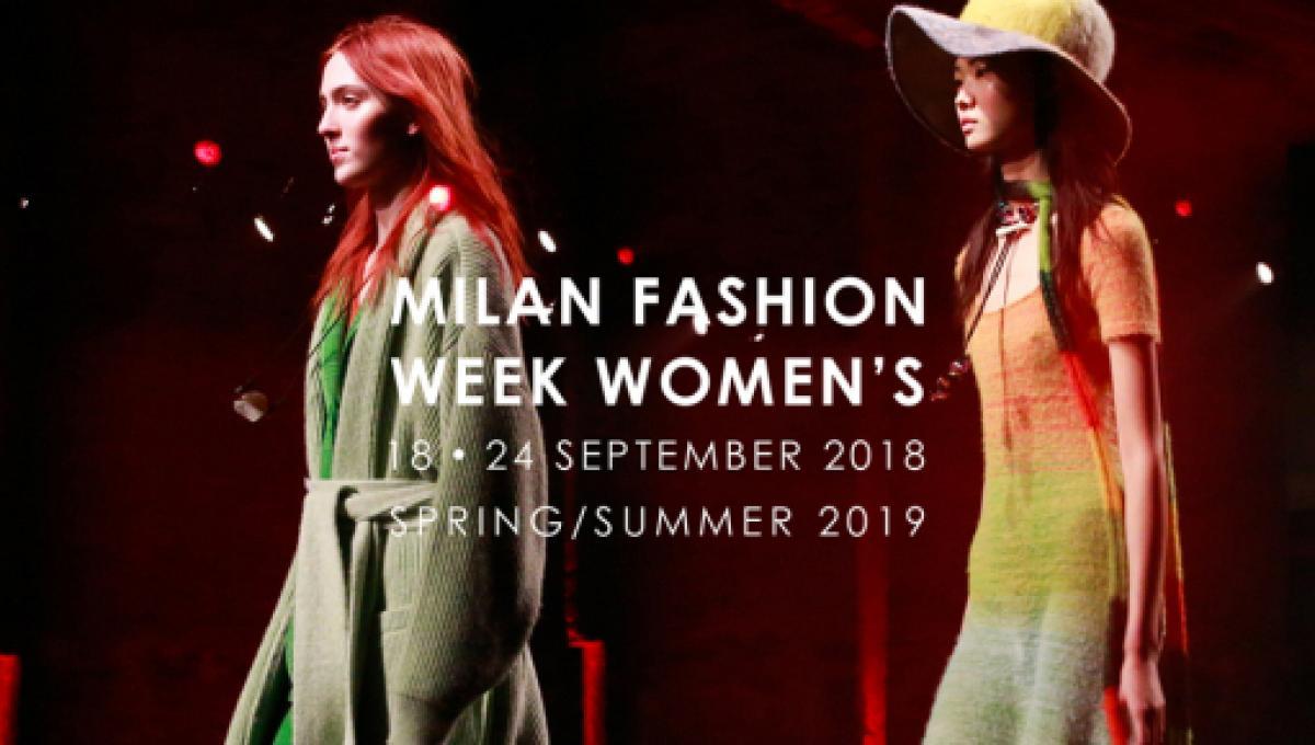 Milano settimana della moda 2018 date e programma quest for Settimana della moda milano 2018