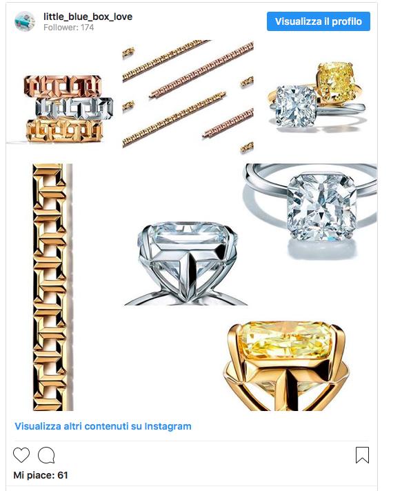 codice promozionale b95f8 bdbd7 Tiffany lancia un nuovo anello di fidanzamento dopo quasi 10 ...