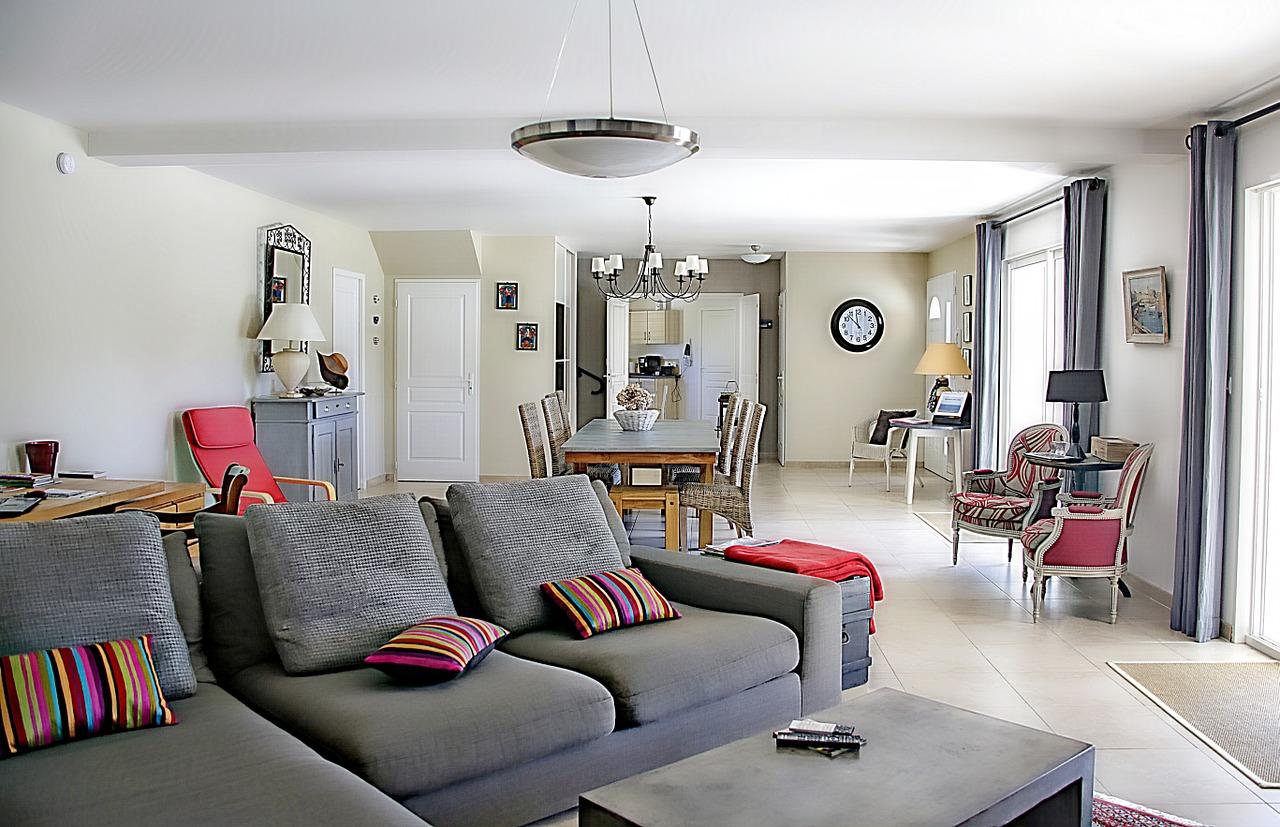 Come rendere il soggiorno moderno e funzionale | Luxgallery