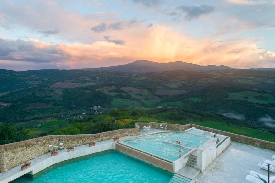 resort toscana
