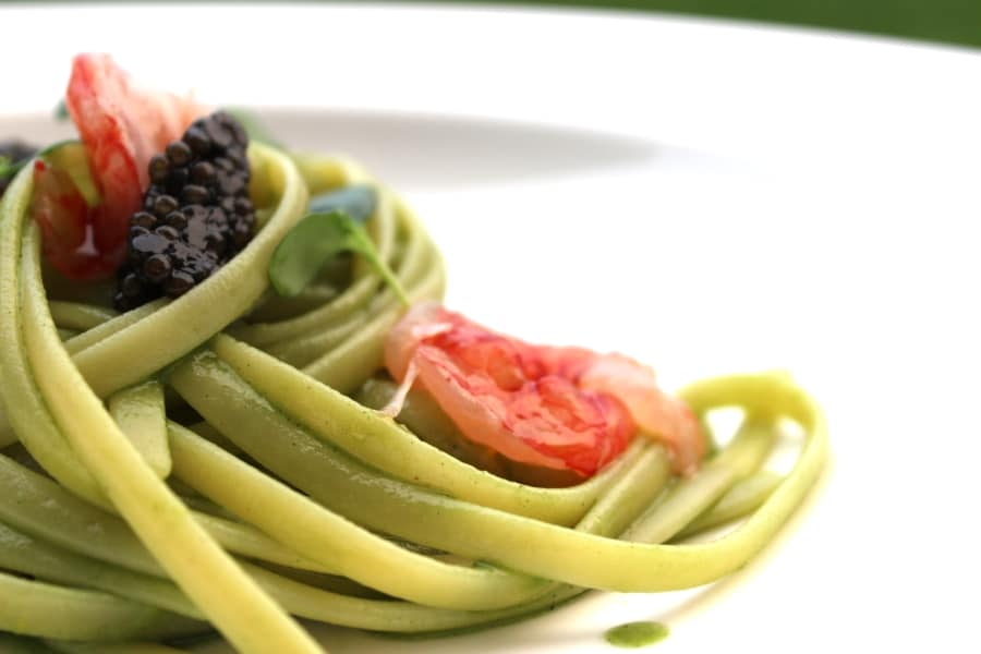 ricetta primo piatto di pasta