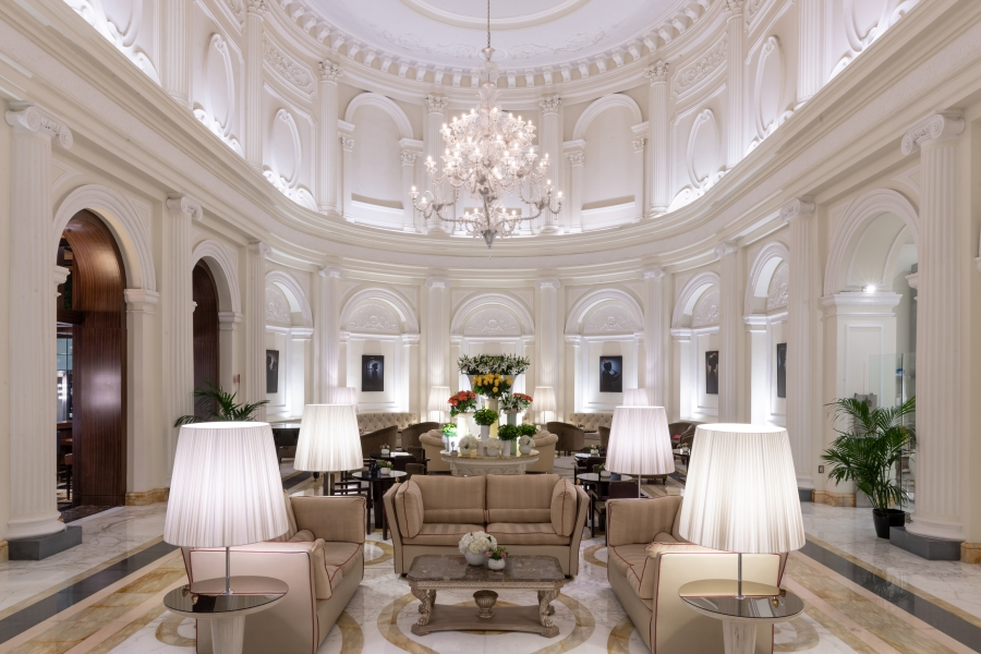 luxury hotellerie italia