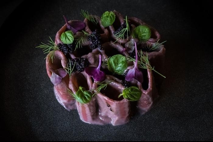 ricetta autunnale chef rocco santon