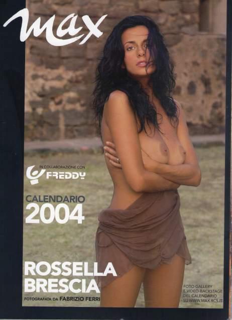 Calendario Hot Backstage.Rossella Brescia Svela Retroscena Hot Nel Backstage Voleva