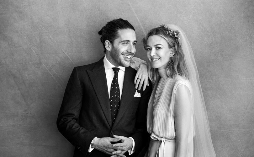 Risultati immagini per matrimonio ortega marta