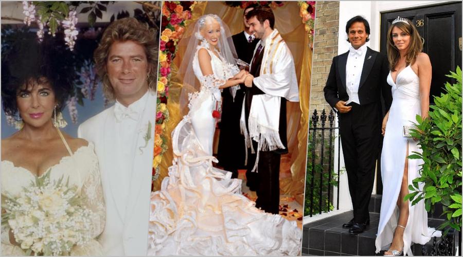 90fa1f0f1028 I 10 matrimoni più costosi di sempre  la lista delle nozze entrate ...