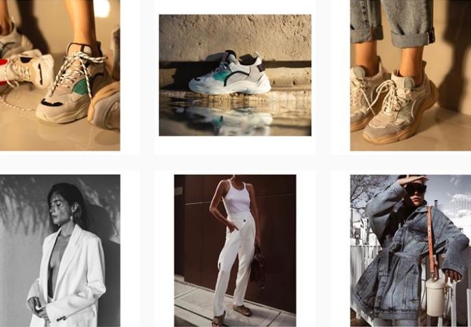 Iro Paris Instagram