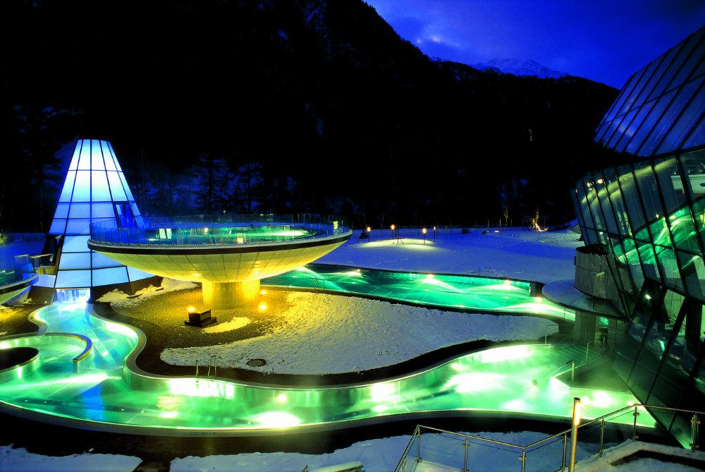 aqua dome notte