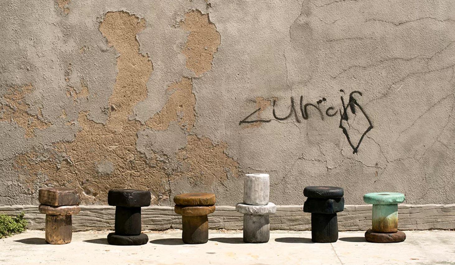 AUTOPSY, Bronzo fuso - Argilla nera di Carlo Massoud