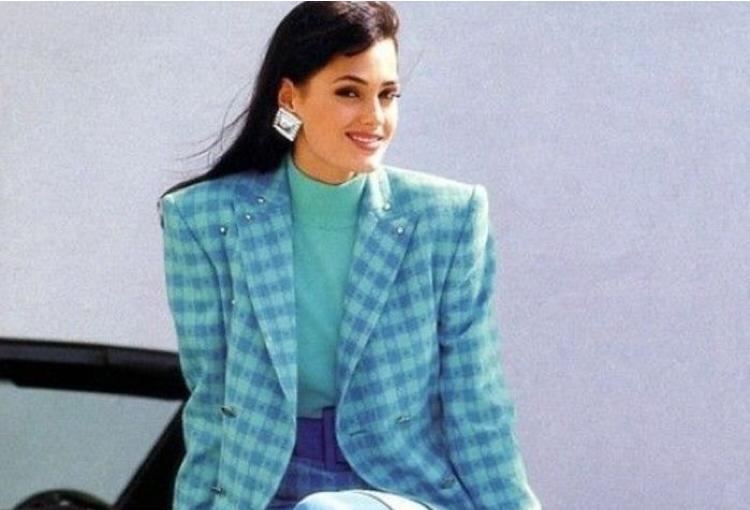 Capi anni '80 di moda nel 2019: ritornano le spalline