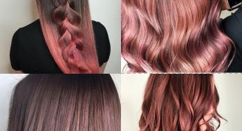 Rose brown hair 2019