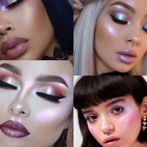 Make up olografico
