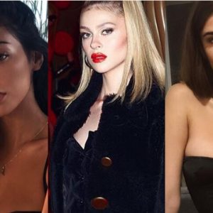 Cindy Kimberly, Charlotte D'Alessio e Nicola Anne Peltz