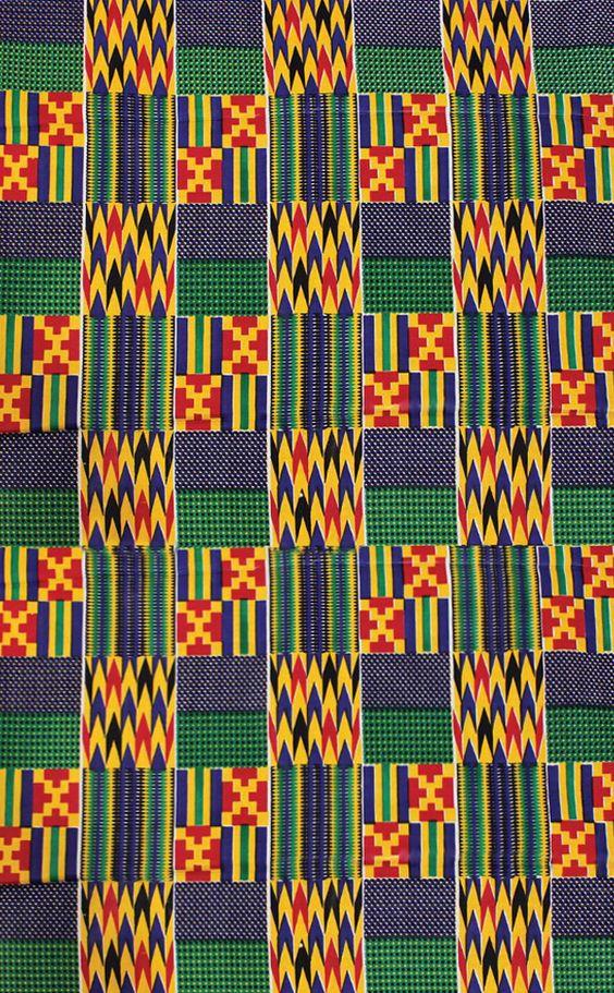 kente africano