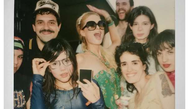 Coachella Valley Music and Art: le polaroid mai viste prima che hanno fatto la storia