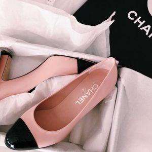 Chanel Block heels 2019