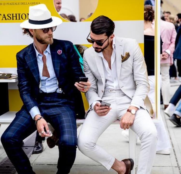 Integrare FALSE richiesta  Blazer o giacca? Le tendenze primavera-estate uomo 2019