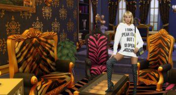 Moschino per The Sims