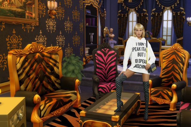 Moschino per The Sims