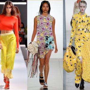 Primavera 2019 all'insegna del colore, cosa ne pensano le celebrity?