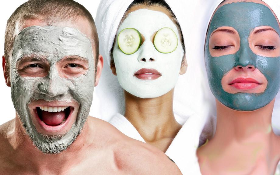 Le 3 maschere viso della bella stagione: nutrono, tonificano ed opacizzano, perfette!