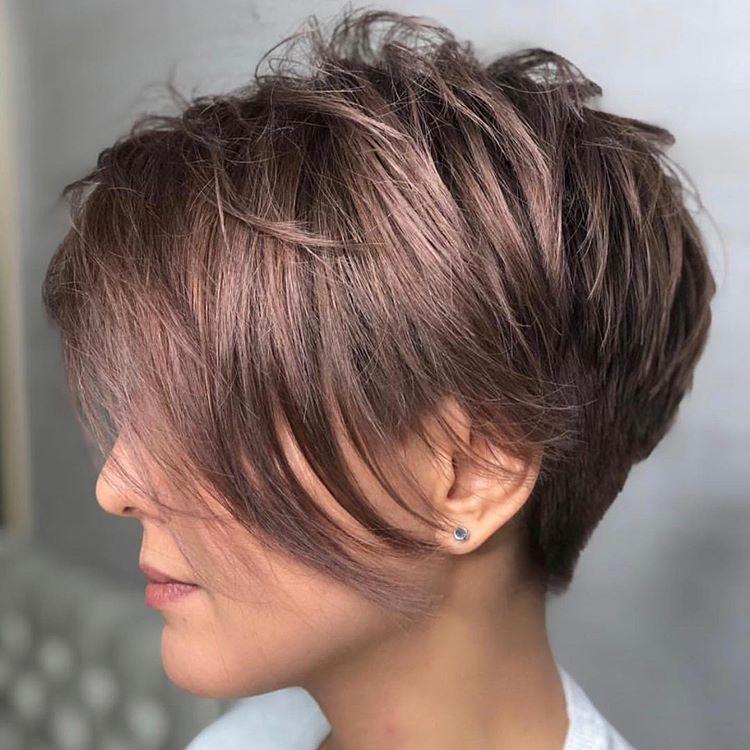 Tagli x capelli corti