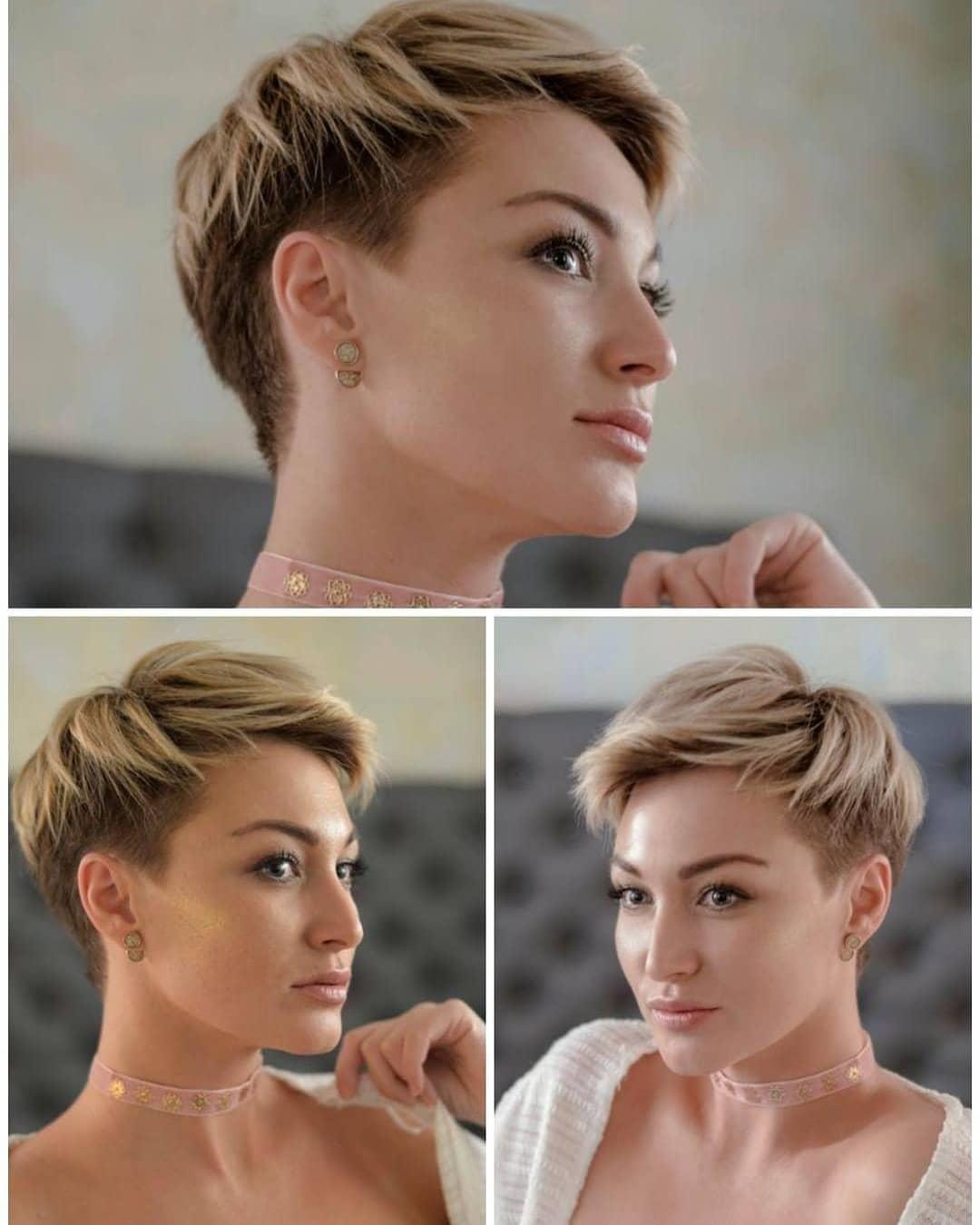 Nuovi tagli di capelli 2019/17