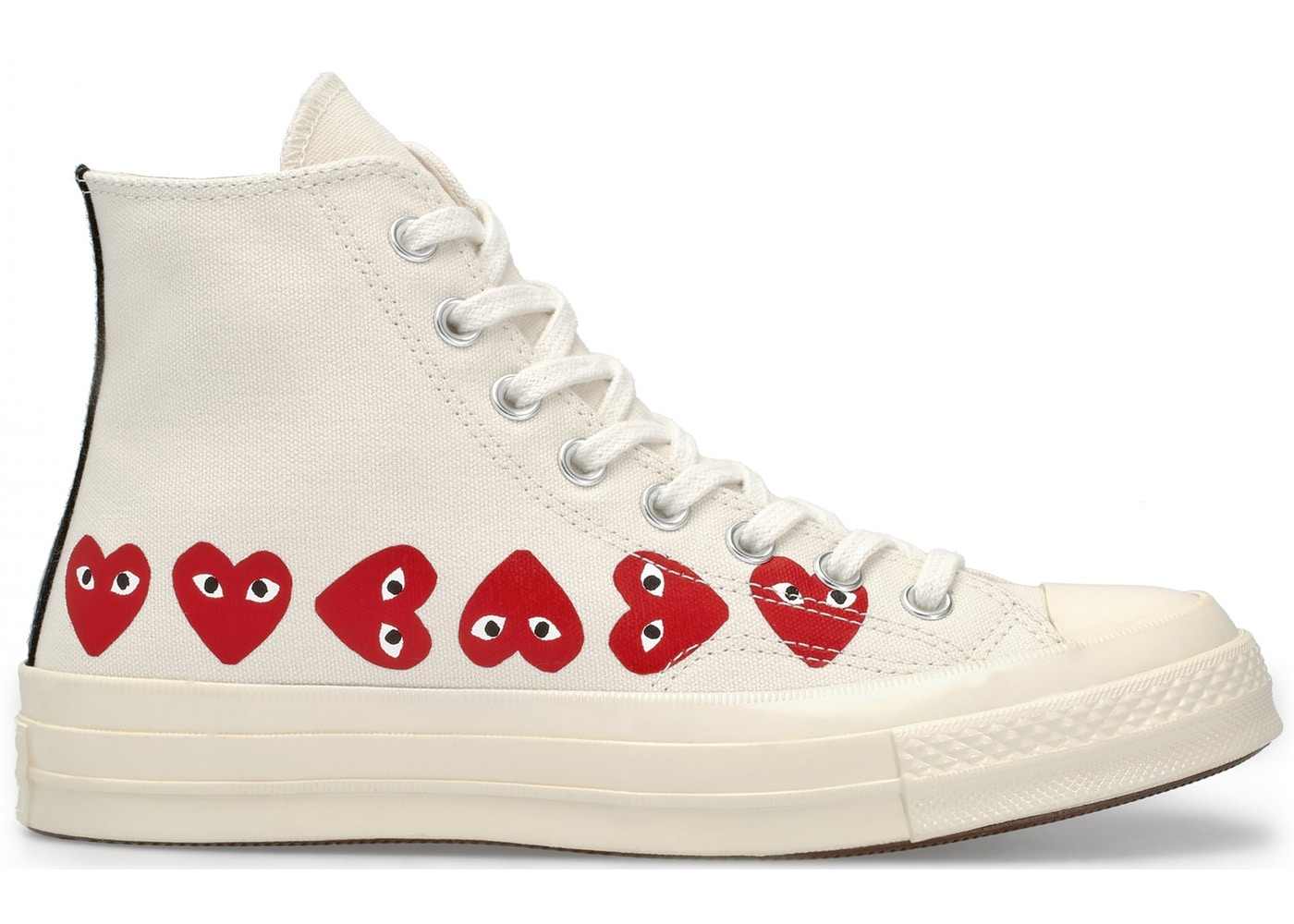 info for 19477 b3796 Converse-Chuck-Taylor-All-Star-70s-Hi-Comme-des-Garcons-Play ...