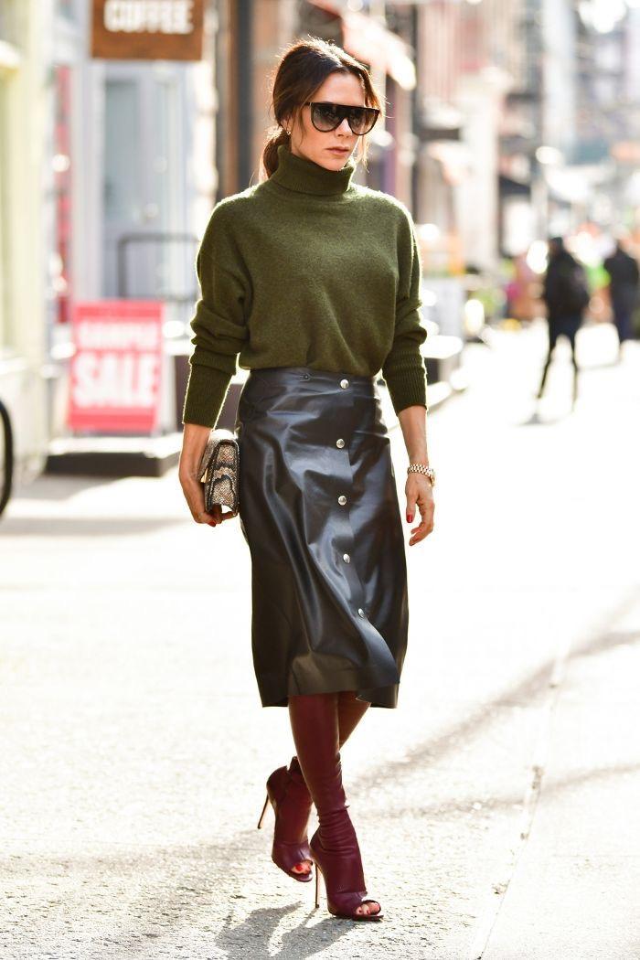 online store 25bdd 48d93 Lezioni di stile con Victoria Beckham: come portare le ...