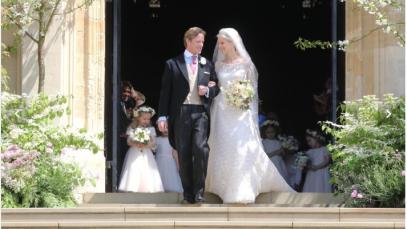 Il Royal Wedding di Lady Gabriella Windsor: presenze e assenze importanti alla cerimonia reale