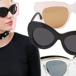 Scegliere gli occhiali da sole in base alla forma del viso e al taglio di capelli