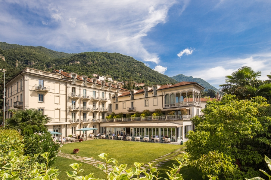 Grand hotel imperiale lakecomo
