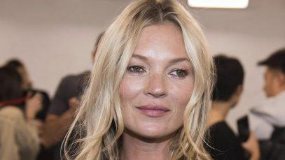 Kate Moss ha un rimedio antirughe segreto, lo trovi nel tuo congelatore!