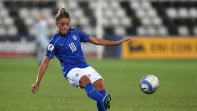 Chi è Martina Rosucci: carriera, vita privata, tutto sulla centrocampista della Nazionale