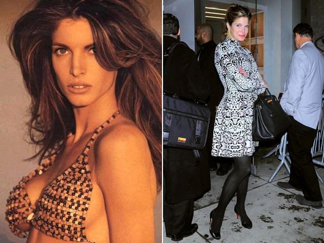 Moda e modelle ieri e oggi