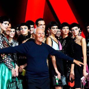 Giorgio Armani compie 85 anni: buon compleanno King!